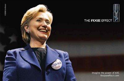 Clinton-axe