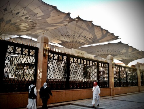 Payung_nabawi